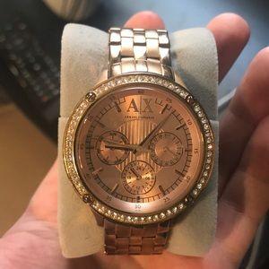 Armani exchange watch no damage